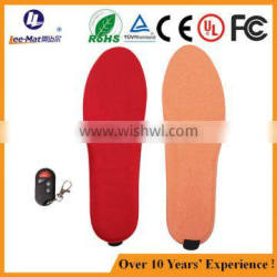 Gift for husband Friend Electric heat insole Heated insole foot warmers Battery foot warmer