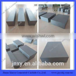 High quality cemented carbide hard board from China manufacture