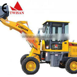 1.0 ton wheel loader truck, famous in China market, good for your farm and industy