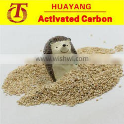 Corn cob for extration of heavy metal from waste water