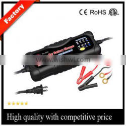 smart 6/ 12v car battery charger /maintainer