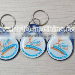 Best Selling RFID Chip Manufacturers with 13.56MHz MF 1K/Ultralight RFID Key Cards by China Factory