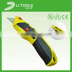 High quality needle-point blade utility knife