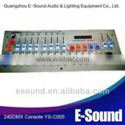 240 lighting controller dmx stage lighting console