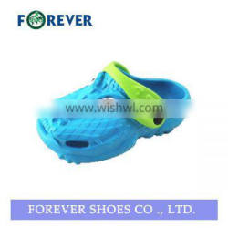 Security animal shape garden shoes for kids