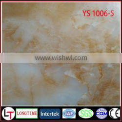 Iran marble design heat transfer film for panel in Zhejiang