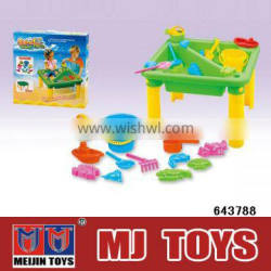 Colorful PP plastic beach toy for outdoor parent-child playing