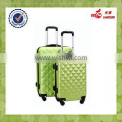 New Unique Fashion Travel Suitcase PC Hard Shell Trolley Suitcase