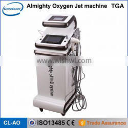 Oxygen Skin Care Machine Professional Skin Rejuvenation Oxygen Jet Facial Machine Acne Removal