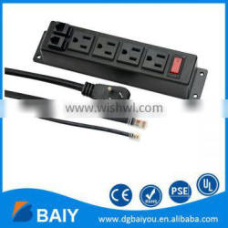 Best selling best price Standard grounding switched socket socket outlet
