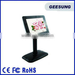 7 inch external display LCD usb power touch screen monitor