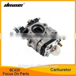 Cheap Price Of BC430 40-5 2-stroke 43cc 40mm Carburetor