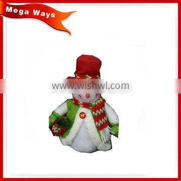 manufacturer cheap snowman Hot Selling Christmas Ornaments
