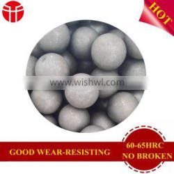 80mm B3 forged steel ball for mining