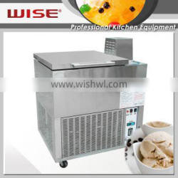 Most Popular Automatic 16 Blocks Round Snow Ice Maker Solid For Shop Use