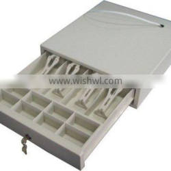 13 inch pos cash drawer mobile machine system 4 bill adjustable and 5 coin 330E