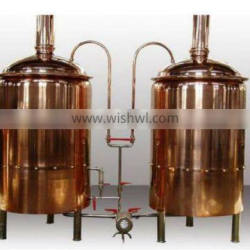 New Year 100/day Hotel brewing,Dark , Black Beers brewing equipment,Turnkey brewery plant