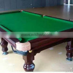 Promotion price of billiard table pool snooker billiards table for sale