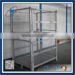 Medium Duty Collapsible Wire Mesh Pallet Cage