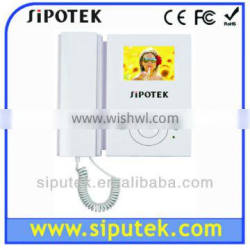 3.5inch wired video door phone