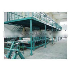 SMC Sheet Making Machine with production capacity of 5~10 Ton per shift with width of 500/1000/1200mm