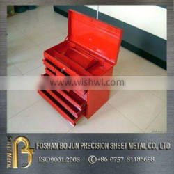 custom quality product red painting industrial tool chest exports manufacturing products