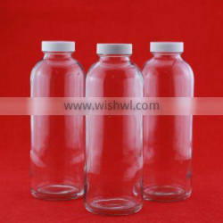 New design 500ml water bottle water bottle with cap fluid bottle