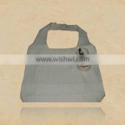 Recycled Organic Canvas Foldable Bag-with straps