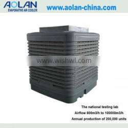 AOLAN wall mounted outdoor fans economic cheap green floor standing general electric fan wholesale
