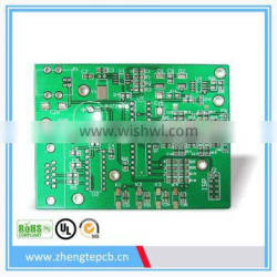 Immersion gold bga multilayer pcb manufacture and assembly