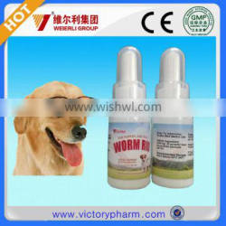 puppy worms treatment