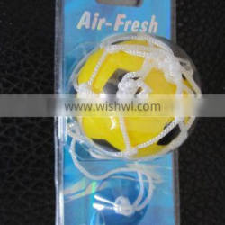 2015 latest football car accessories with net and cupula for car window