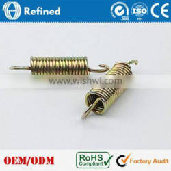 OEM welcome Double Hook constant extension spring