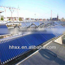 hot sale vacuum tube solar water heater project