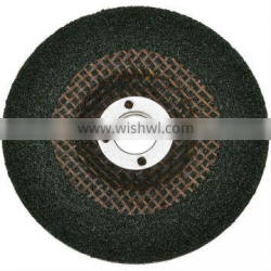 """T27 4"""" 100*6*16 abrasive grinding wheel for metal/iron/stainless steel/brass/aluminium/inox/alloy/copper"""