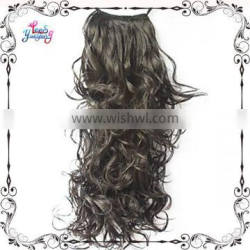 Hot Sale Long Curly Clip in Hair Extension