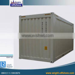 20ft open top offshore container made in China