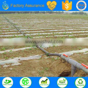 Flexible PE irrigation hose for drip irrigation system