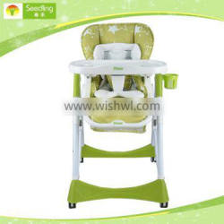 removable multi-function portable baby travel high chair high quality baby feeding chair