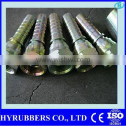 All sizes hose hydraulic fittings Nipple adapter ferrules