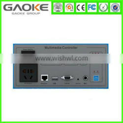 Multimedia central control system for Sony projector and Sony smart board