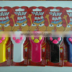 Win-1923 Ipaw Beam cat paw shape Laser pen tease cats toys