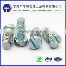 m3*6 cylinder slotted electrical screws