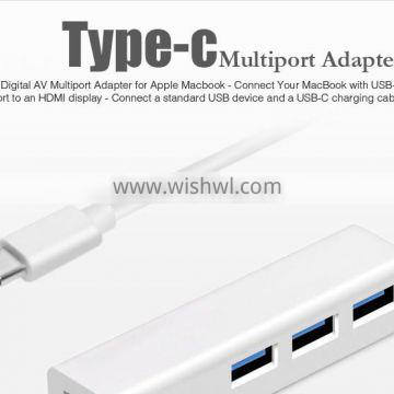 hot selling 3.1 Usb Type C Charger multiport adapter