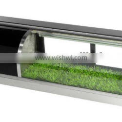 Hot sales 1.8meters display sushi refrigerator showcase with CE approve