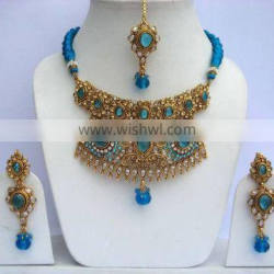 INDIAN TRADITIONAL JEWELRY/JEWELLERY SET