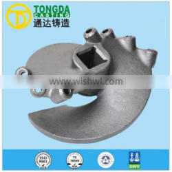 High quality lost wax mining parts