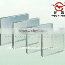 Double Eagle X-ray protective lead glass with CE&ISO certification