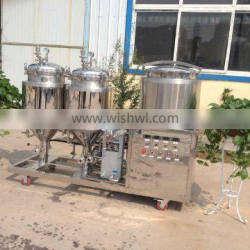 Perfessional Beer Brewing Equipment Micro Brewery 50L Per Batch