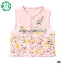 Cute Sleeveless Baby Vest